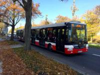 Autobus 119 na ilustračním snímku. Foto: Liboc.info