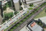 """Na Dědině nebude kde parkovat – tramvaj """"zruší"""" 130 parkovacích míst"""