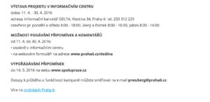 radnice formulář