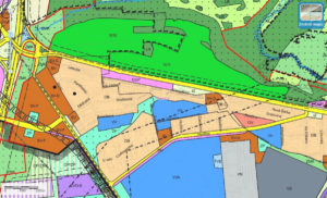 Liboc územní plán