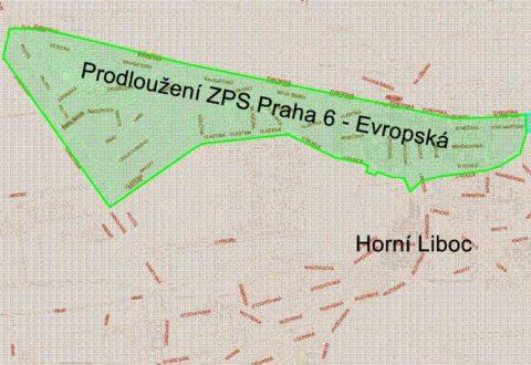 Další vlna rozšiřování zón: Dědina, část Hanspaulky, Střešovic, Ořechovky